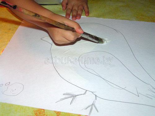 Нарисовать школу монстров кросивой